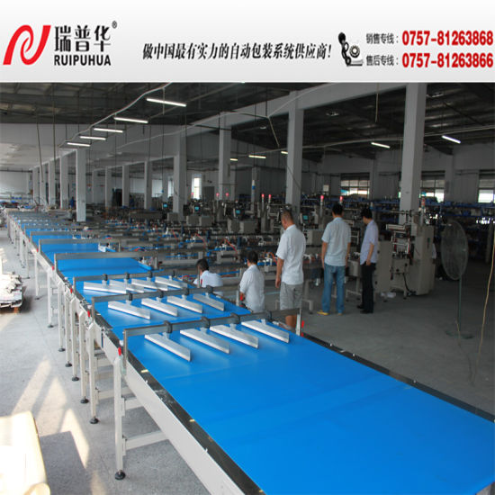 Horizontal Cakes Feeding and Packing Machine pictures & photos