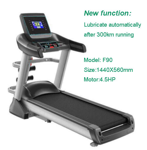 2017 New Fitness, Sport Equipment, Semi-Commercial Treadmill, Treadmill pictures & photos