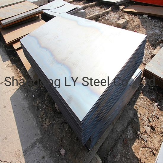 Iron Sheet Plate Price Ss400 Q235B Steel ASTM A36 pictures & photos