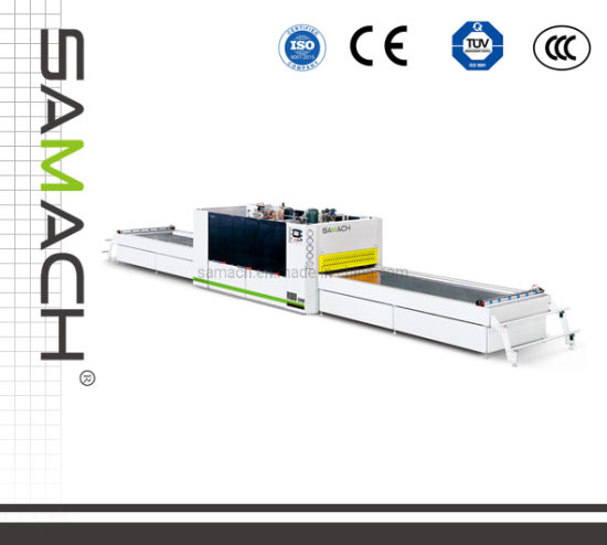 Woodworking Tool Positive and Negative Membrane Press Machine
