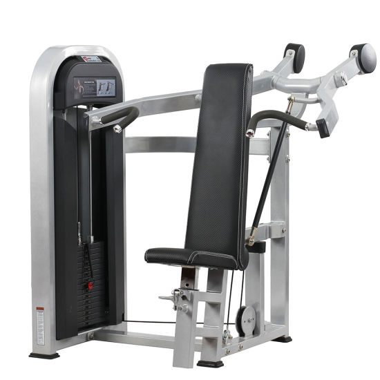 China Seated Shoulder Press /Hammer Strength/Fitness