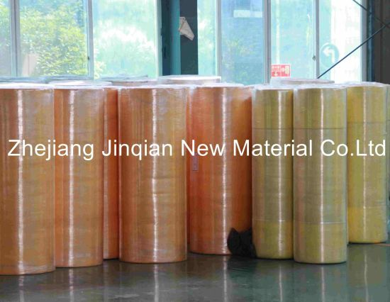 Protective Coverall Nonwoven Products Waterproof PE Lamination Nonwoven Fabric pictures & photos