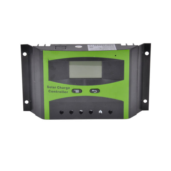 10A/20A/30A/40A/50A Manual PWM Solar Charge Controller pictures & photos