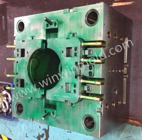 China Motor Cover Plastic Injection Mold - China Plastic Mold, Mold