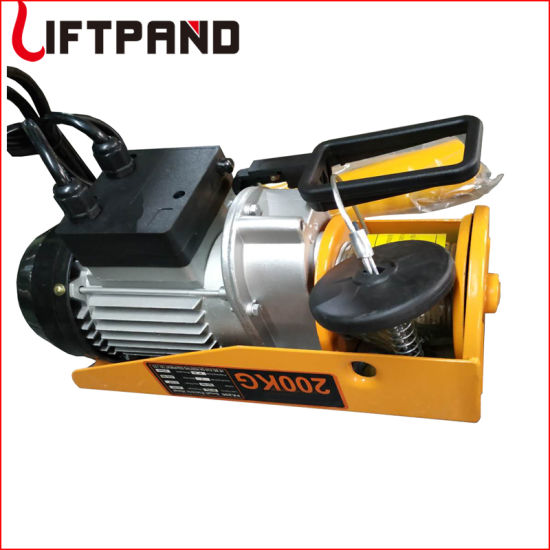 DIY Tools Building Pulling & Lifting Power Winches Electric Cable Winch