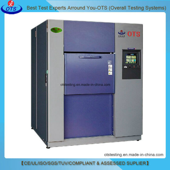 Laboratory Hot and Cold Thermal Impact Test Chamber