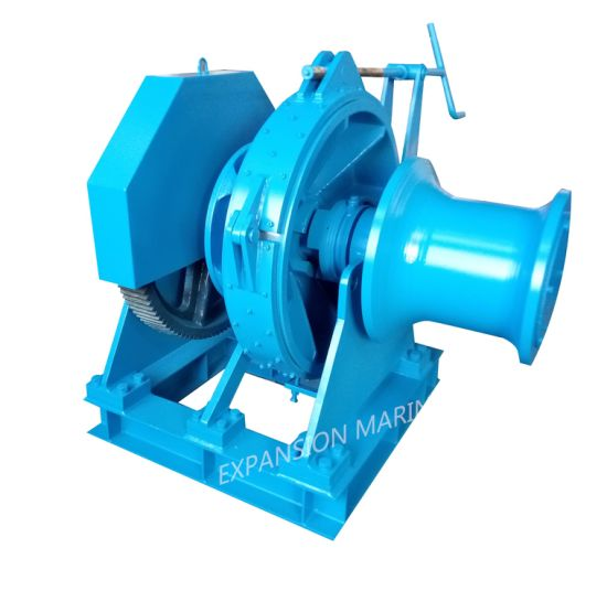Marine 34mm Hydraulic Anchor Windlass with ABS Certificate