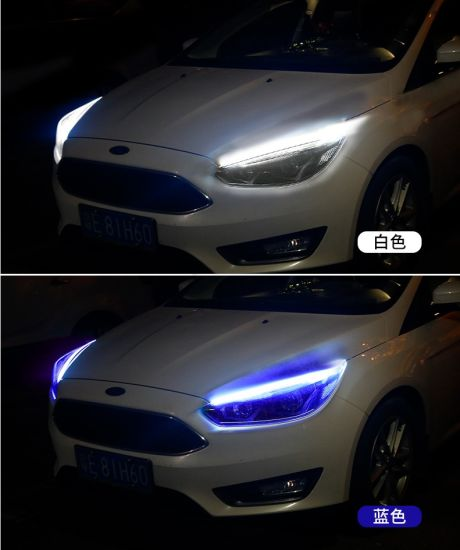 Led Light Strips For Cars Switchback Led Strip Led Flexible Tube Lights Sequential Led Turn Signals