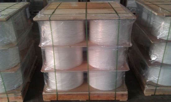 Milky White Pet Film/ Polyester Film for Label, Insulation Tape pictures & photos