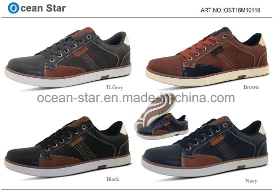 Fashion Man Leisure Shoes Latest Style Casual Shoes