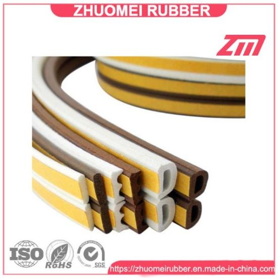 6M 10M Window Door Seal Draft Excluder Self Adhesive Seal Strip Tape D E Shaped