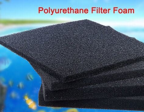 High Density Filter Foam Sponge pictures & photos