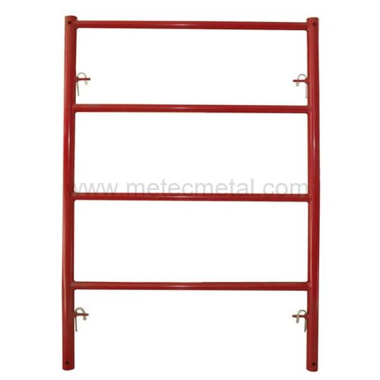 Customized Steel Frame Scaffold for Building