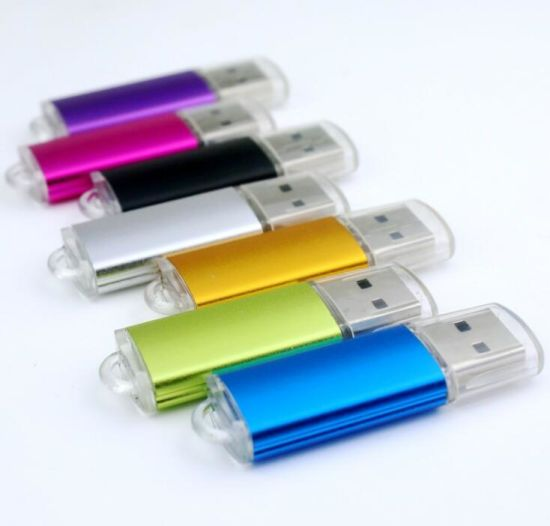Metal USB Memory Stick with Logo pictures & photos