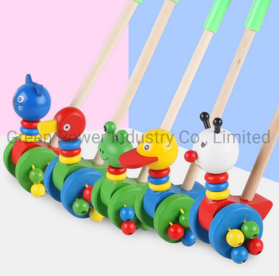 Hot Sale Wooden Disassembling Animal Cart pictures & photos