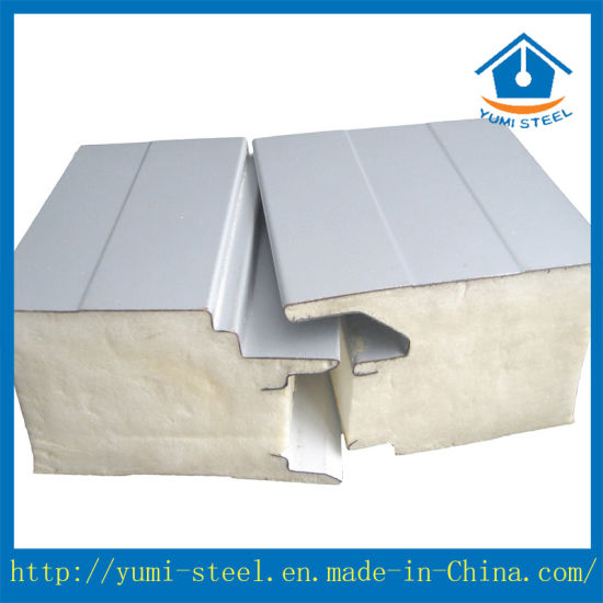China Durable Pu Insulation Sandwich Panel For Various