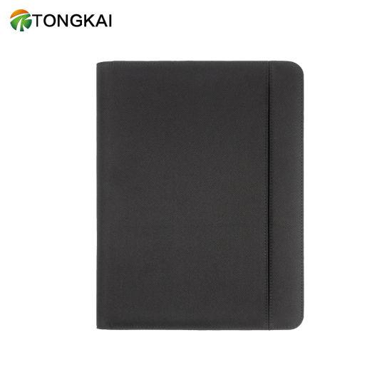 Tongkai A4 Canvas Portfolio Notepad Folder