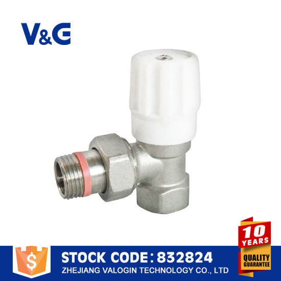 High Quality Thermosatic Brass Radiator Valve (VG-K17011) pictures & photos