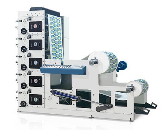 5 Colors Paper Cup Flexo Printing Machine
