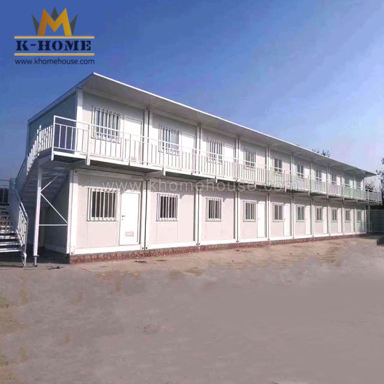 Prefabricated Flat Pack Portable Storage Container House