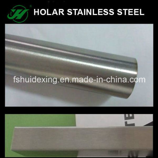 Rectangular Stainless Steel Pipe pictures & photos