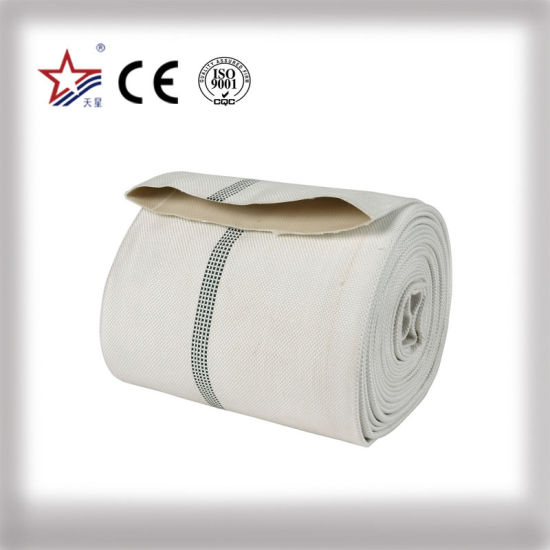 6 Inch 8 Inch Canvas Water Fire Hose Pipe