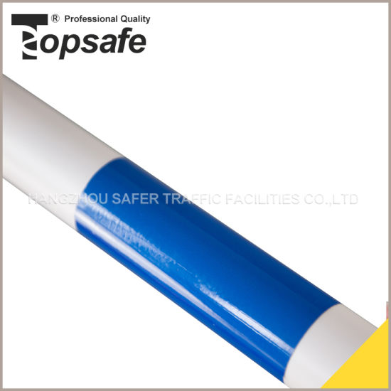 Blue White Color Traffic Cone Bar pictures & photos