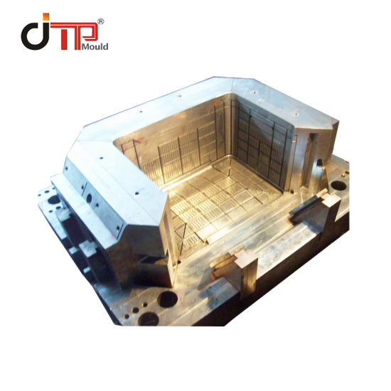 Professional Supplier Plastic Durable Crate Injection Mould
