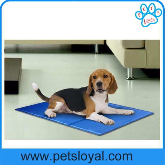 Summer Cool Gel Pet Dog Mat Bed Dog Product pictures & photos