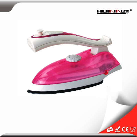 Home Appliance Portable Mini Travel Steam Iron pictures & photos