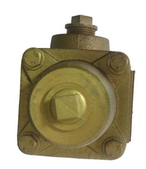 "High Work Efficiency 3/4"" Screw Air Compressor Cooper Thermostat Valve pictures & photos"
