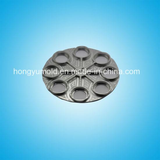 China Aluminium/ Zinc Die Casting Mold, Anodized and Screw Threaded