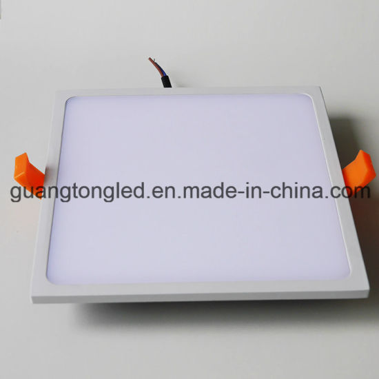 Hot-Sale 18W Ceiling Light LED Panel Light Ledlighting Panel pictures & photos