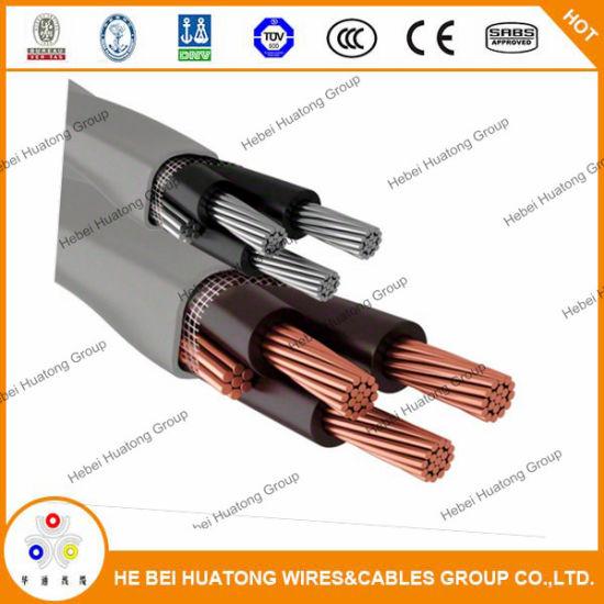China UL 854 Service Entrance Cable Aluminum/Copper Building Wire ...