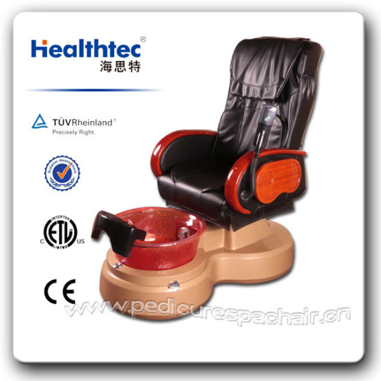 Beauty SPA Foot Washing Pipeless Jet Pump Whirlpool Salon Furniture pictures & photos