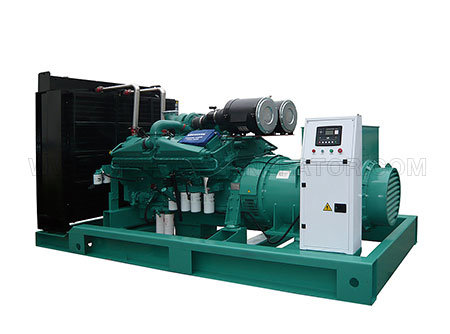 364kw/455kVA Cummins Diesel Engine Generator Set pictures & photos