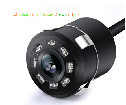 Car Rear View Backup Camera with 8 Infrared Night Vision Full HD CCD Camcorder 170-Degree Waterproof pictures & photos