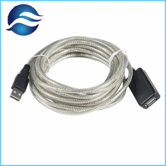Extension Cable Male to Female USB2.0 OTG Data Cable pictures & photos