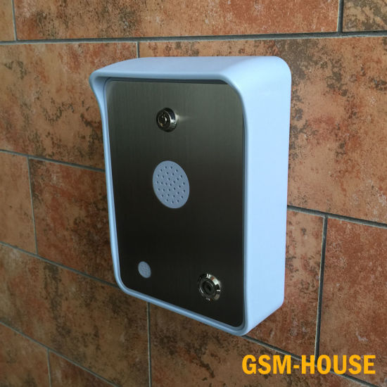 China Gsm Audio Intercom Gsm Gate Entry Dial And Sms Wireless Gate
