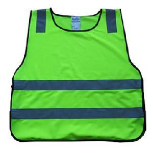 Warning Safety Vest with ISO20471 Certificate