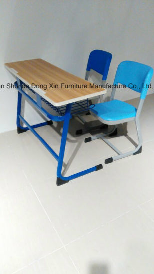 Hot Sale School Desk and Chair Children Table and Chair pictures & photos