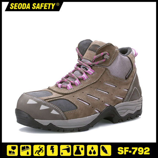 Fashion Safety Shoes for Woman