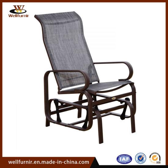 Magnificent Promotions Garden Patio Mesh Fabric Textilene Aluminum Cjindustries Chair Design For Home Cjindustriesco