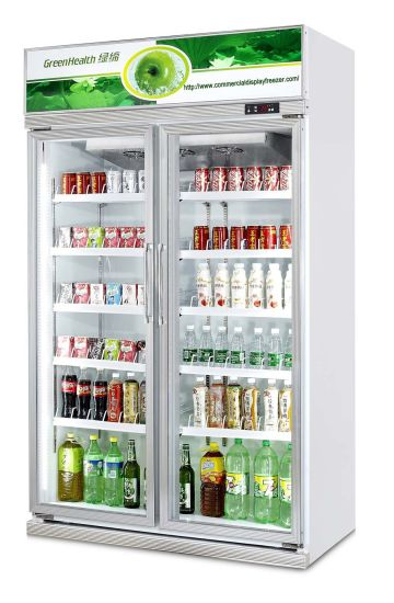 China Upright Chiller Drink Display Fridgeupright Commercial