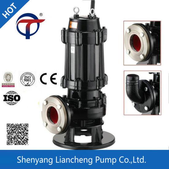 4kw 2 Inch No Plug Water Automatically Sewage Pump