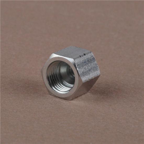 Jic Standard 74 Degree Female Plug Hydraulic Fitting
