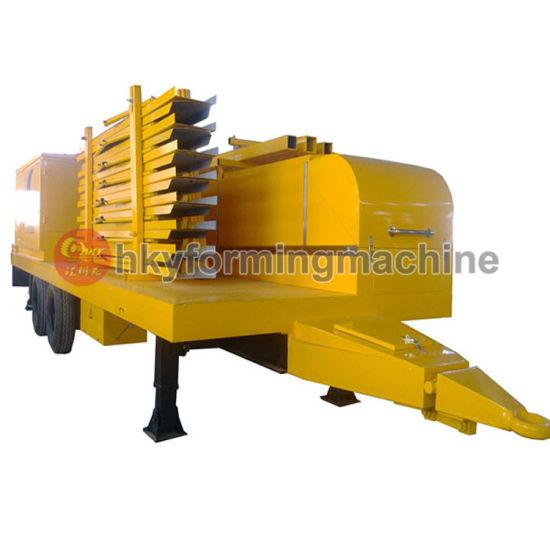 Botou Large-Span No-Girder Roll Forming Machine