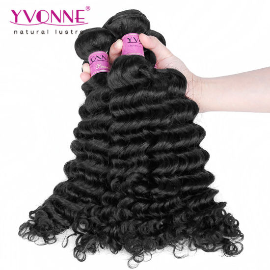 Wholesale Human Cambodian Virgin Remy Hair Weave pictures & photos