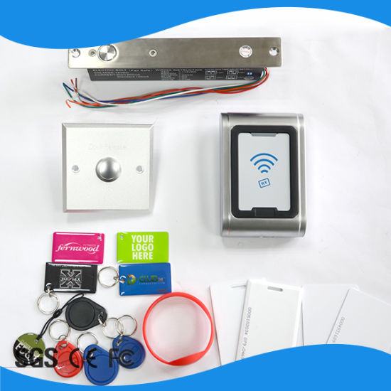 125kHz Em Access Control Reader Waterproof RFID Reader