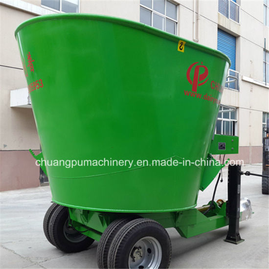 China Cattle Feed Mixer 9cbm, Feed Mixer for Sale - China